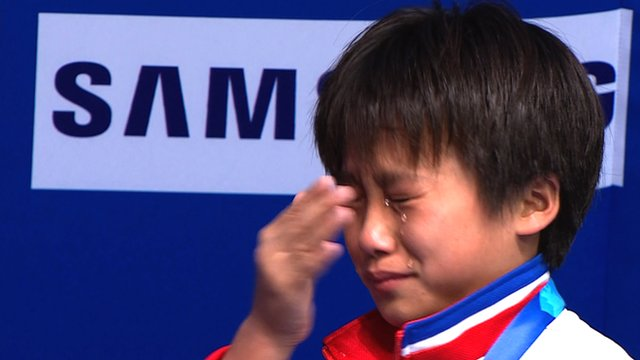 Brainwashed North Korea Teenager Wins Gold Medal