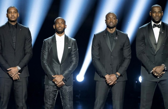 ESPY Awards Begin With Black Lives Matter Statement, Angering Right-Wing Pundits