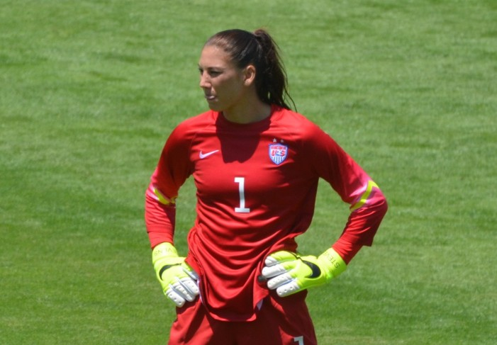 Hope Solo Cut From US Women's Soccer Team, Quits NWSL
