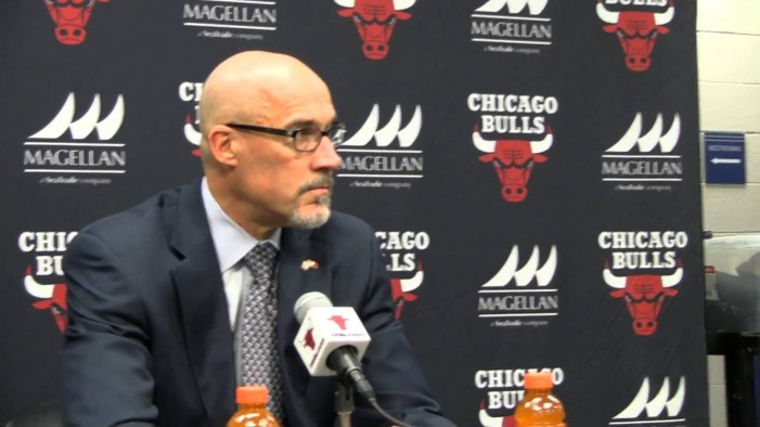 Well, The Chicago Bulls Are Officially Screwed